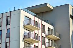 一个新的现代公寓的细节 库存照片
