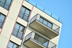 一个新的现代公寓的细节 免版税图库摄影