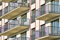 一个新的现代公寓的细节 图库摄影
