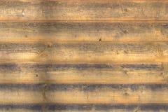 一个木房子特写镜头的老墙壁,背景图象 免版税图库摄影