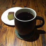 一个杯子茶 免版税库存图片