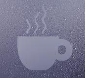 一个杯子coffe 免版税库存照片