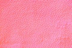一个桃红色餐巾纹理背景 图库摄影