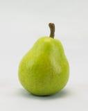 一个梨 免版税库存照片