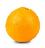 一个橙色特写镜头 免版税库存照片