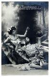 一个歌剧Tannhauser理查Wagner 免版税库存照片