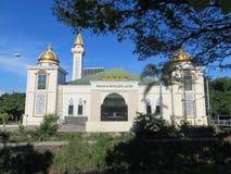 一个清真寺在坦格朗 库存图片