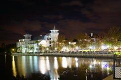 一个湖在Kissimmee 免版税图库摄影