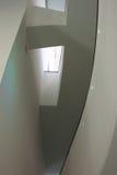 一个现代大厦的内部细节 库存图片
