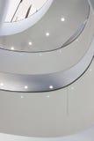 一个现代大厦的内部细节 图库摄影