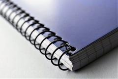 一个电话簿-黏合剂,宏指令的概念图象-与拷贝空间 免版税库存图片