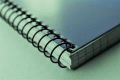 一个电话簿-黏合剂,宏指令的概念图象-与拷贝空间 图库摄影