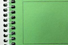 一个电话簿-黏合剂,宏指令的概念图象-与拷贝空间 库存图片