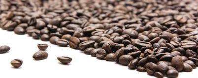 Coffee_cup_beans 免版税库存照片
