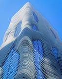 一个美丽的芝加哥摩天大楼 免版税库存照片