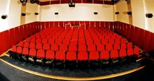 一个美妙的戏院 库存照片