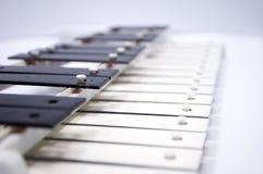 一个老乐器 图库摄影