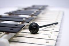 一个老乐器 免版税库存照片