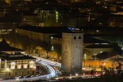一个老塔在佛罗伦萨 免版税库存照片