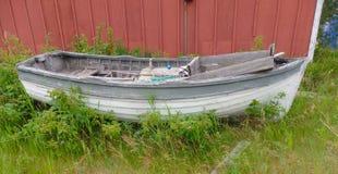 一个老木海鲂在耶洛奈夫 免版税库存图片