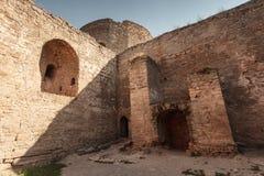 一个老清真寺的废墟 图库摄影