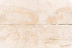 一个老白色砖墙 免版税库存图片