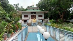 一个耆那教的寺庙 图库摄影