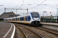 一个荷兰语培训准备留下荷兰岗位异常分支  免版税库存照片