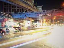 一个角落在曼谷 免版税库存照片