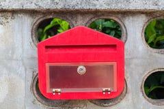 一个邮箱 免版税库存照片