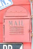 一个邮箱 库存图片