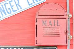一个邮箱 库存照片