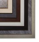 一个陶瓷砖的样品 免版税库存图片