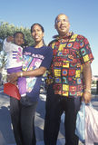 一个非洲裔美国人的系列 免版税库存图片
