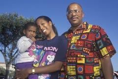 一个非洲裔美国人的系列,华盛顿特区 C 免版税库存照片