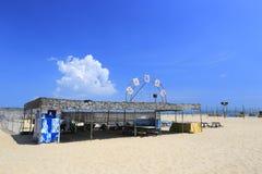 一个靶场在guanyinshan游乐园 免版税库存图片