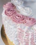 一个鲜美蛋糕 免版税库存照片