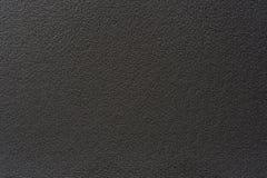 一个黑黑板的纹理 黑布料背景  文本的空间 图库摄影
