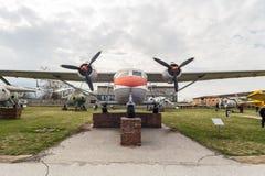 一个14个蜂航空器 库存图片