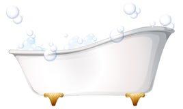 一个浴缸 免版税图库摄影