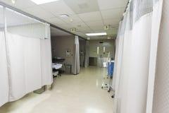 一个医院病房在一家现代医院 免版税库存照片