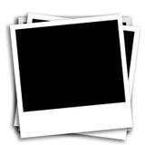一些人造偏光板照片 免版税图库摄影