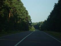 一些路 免版税库存照片