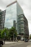 一切到处总部设,伦敦 免版税库存图片