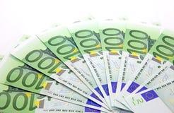 一千欧元 免版税库存图片