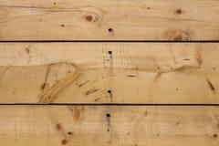一卷老白杨木板的背景 木样式的美好的纹理 层压制品的地板的生产的巨大背景 免版税图库摄影
