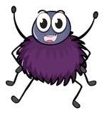 一只蜘蛛 库存图片