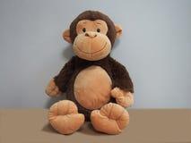 一只猴子 向量例证