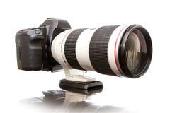 一台大照相机 库存照片