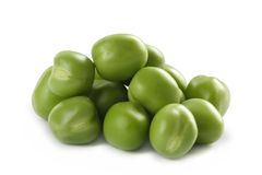 一团豌豆 免版税库存图片